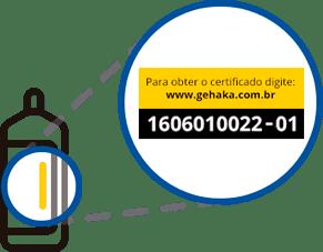 Certificado de solução